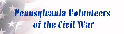 Pennsylvania Volunteers of the Civil War